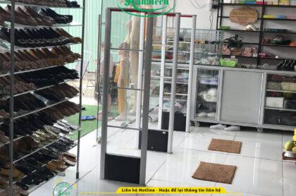 Cổng từ an ninh siêu thị