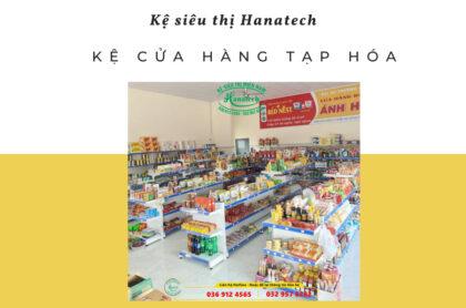 Kệ bán hàng tạp hóa Hanatech
