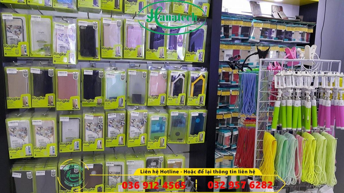 Giá kệ móc treo trưng bày phụ kiện điện thoại