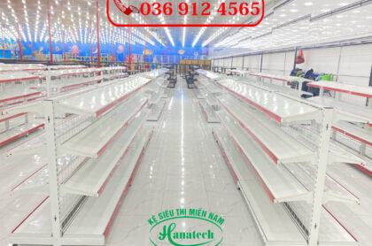 Kệ siêu thị mini tại Cần Thơ