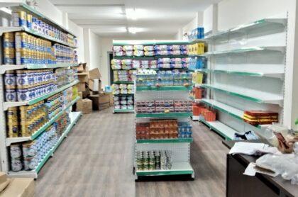 Kệ siêu thị Mini tại Bình Phước