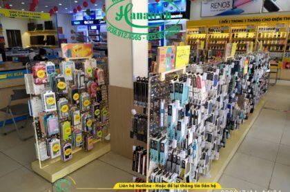 Kệ siêu thị điện máy đồ gia dụng tại Cần Thơ