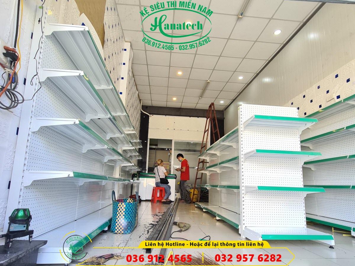 Giá kệ siêu thị tại Biên Hòa Đồng Nai