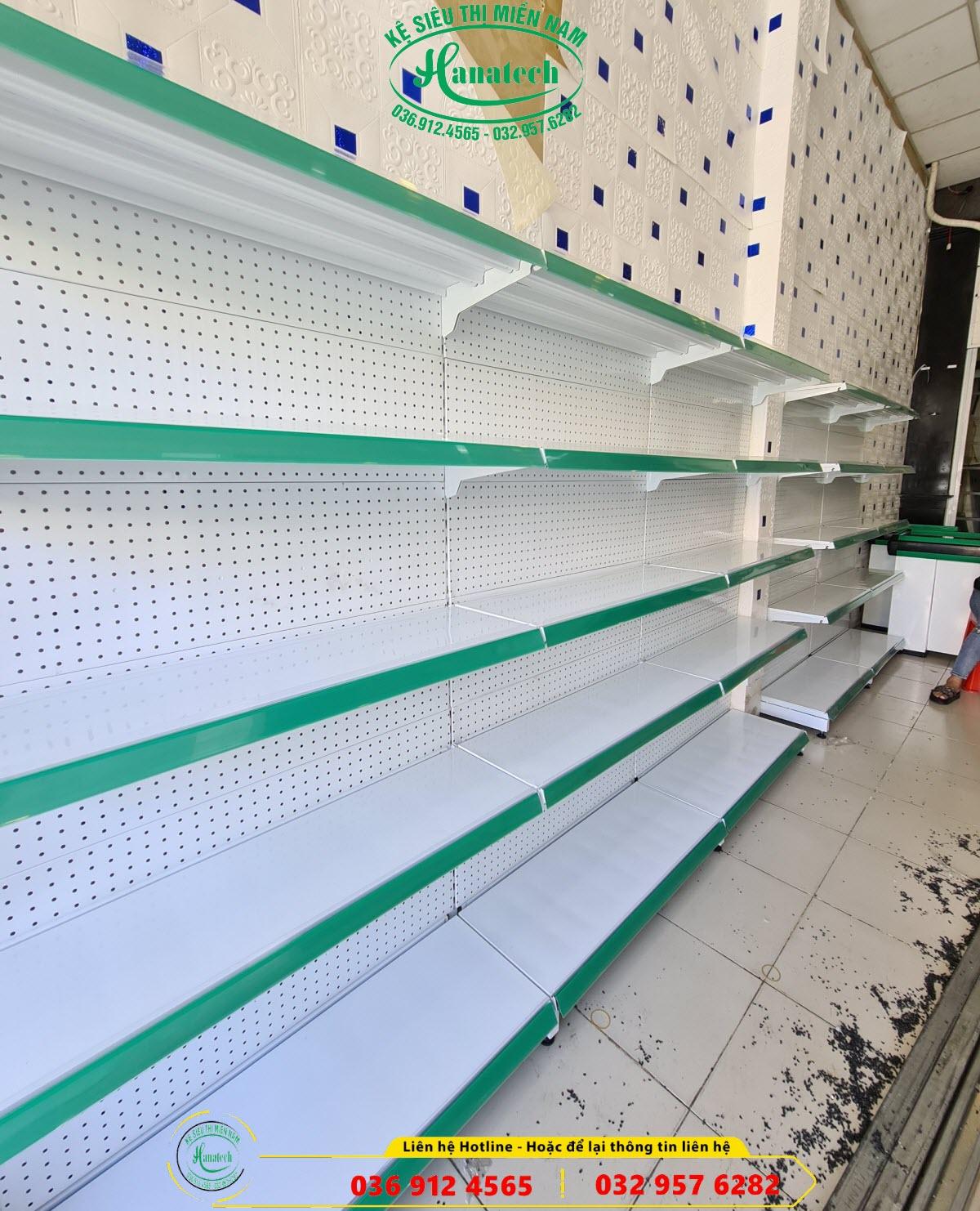 Bảng báo giá kệ siêu thị trưng bày hàng tại TPHCM - Sài Gòn