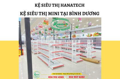 Kệ siêu thị Mini tại Bình Dương