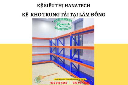 Kệ kho trung tải Lâm Đồng