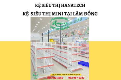 Kệ siêu thị Mini tại Lâm Đồng