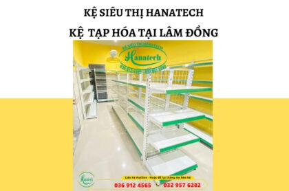 Kệ tạp hóa tại Lâm Đồng