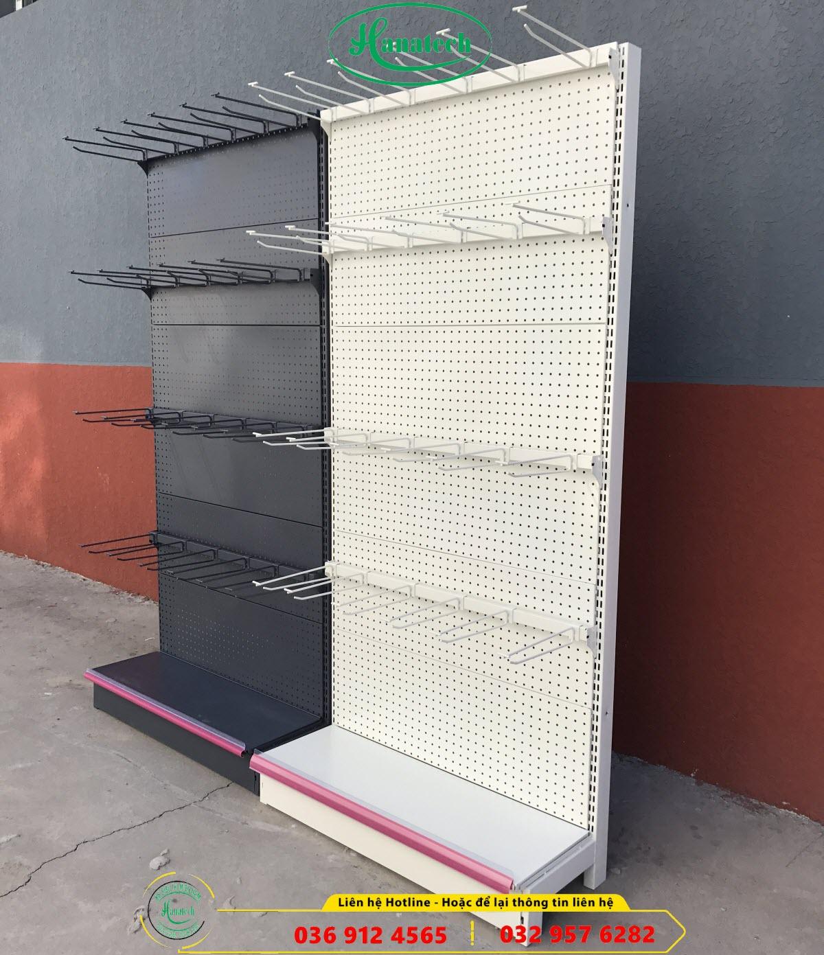 Bảng báo giá kệ siêu thị trưng bày tại Bà Rịa - Vũng Tàu