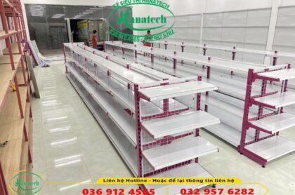 Kệ siêu thị tại Long Thành Đồng Nai