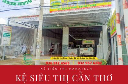Mách bạn địa chỉ mua kệ siêu thị uy tín tại Cần Thơ