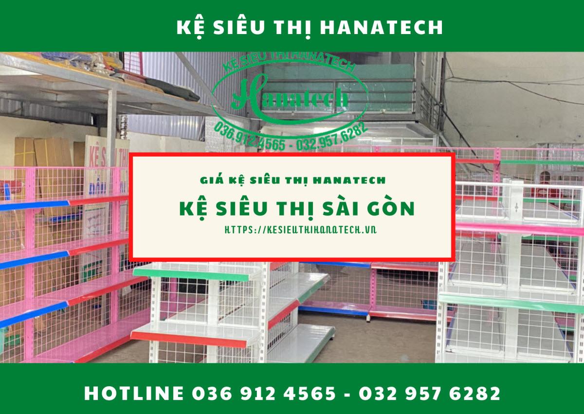 Kệ siêu thị Sài Gòn