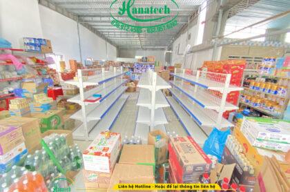 Lắp đặt kệ cửa hàng tạp hóa tại Tân Thành – Vũng Tàu