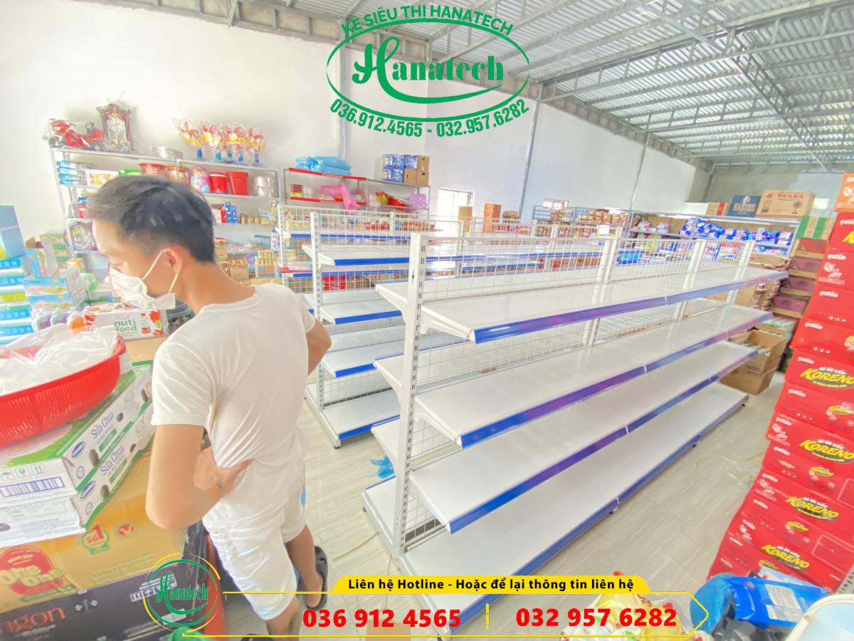Kệ cửa hàng tạp hóa Vũng Tàu