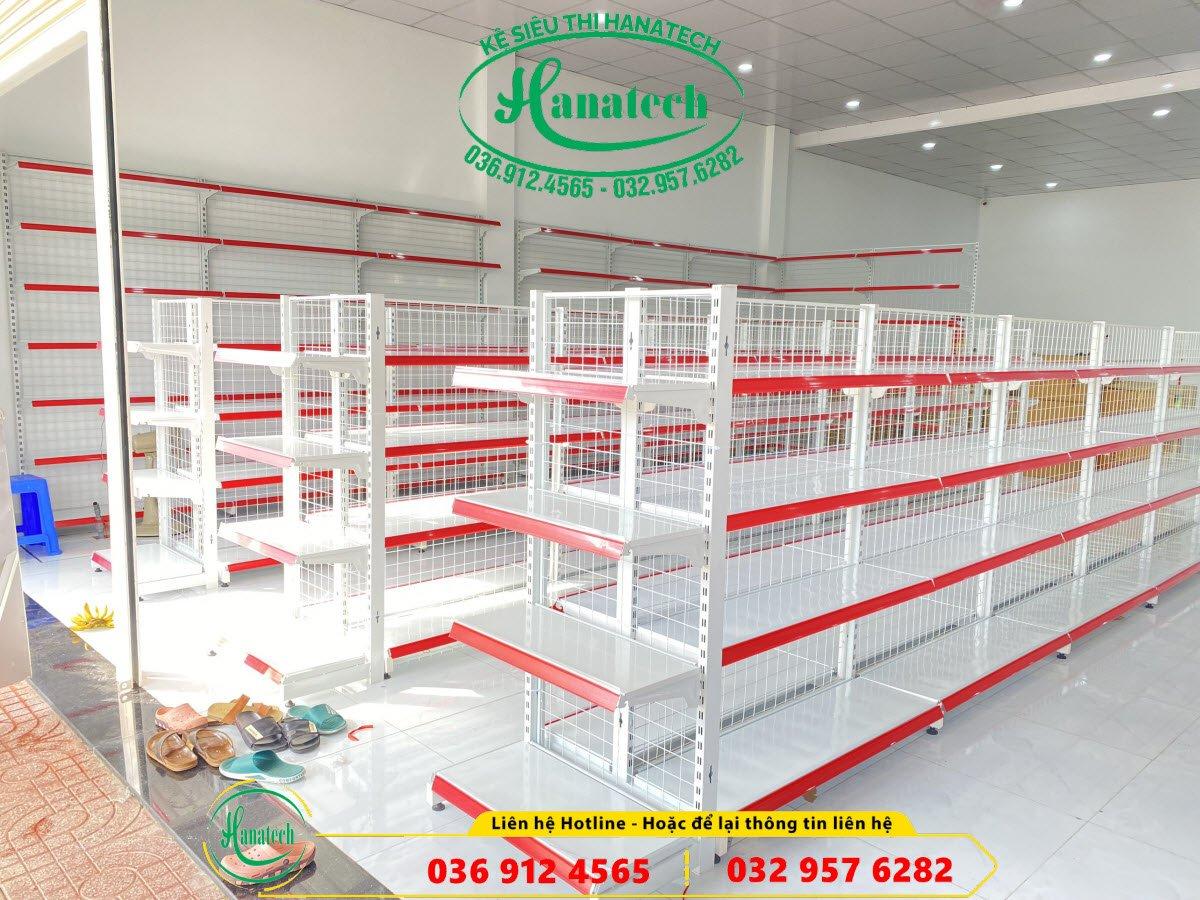 Kệ cửa hàng bách hóa tổng hợp tại Tây Ninh