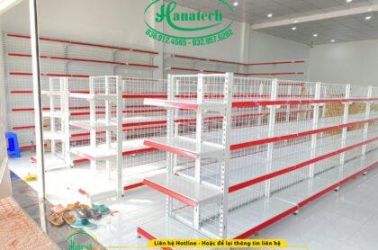 Lắp đặt kệ cửa hàng bách hóa tổng hợp tại Tây Ninh